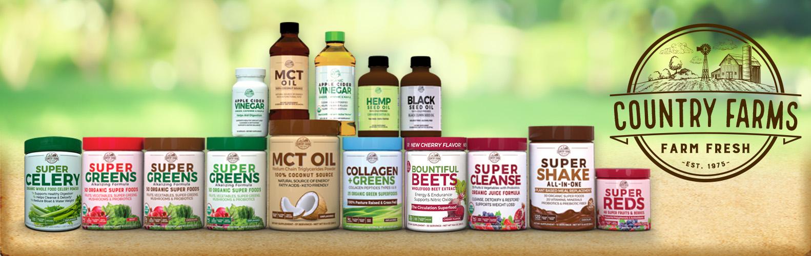 Country Farms Brand