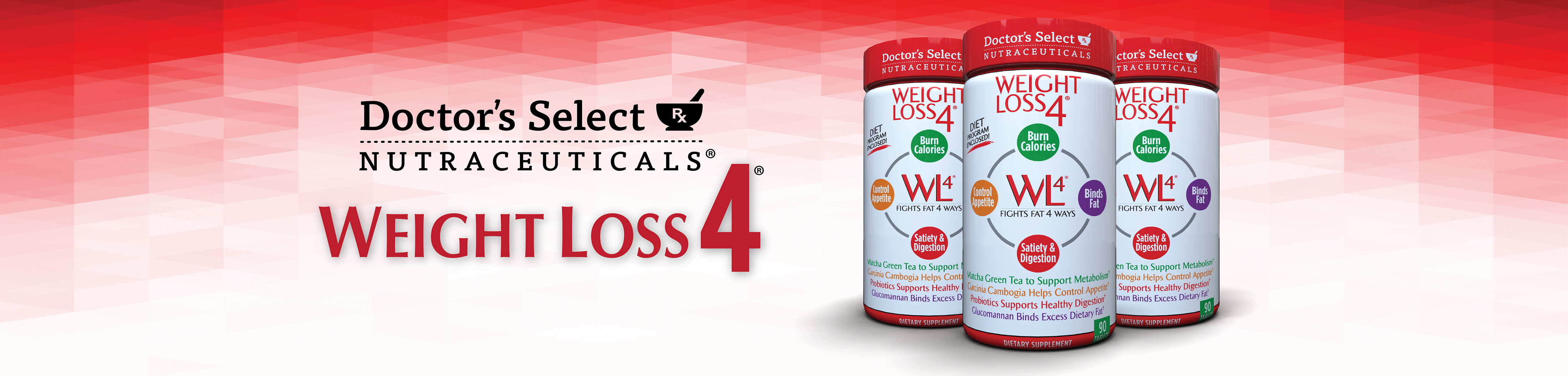 Doctor's Select Nutraceuticals® Weight Loss 4™