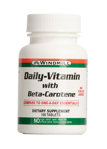 Daily-Vitamin Tablets