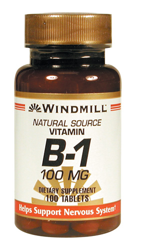 Windmill B-1 100 mg. Tablets