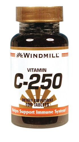 Windmill C-250 mg. Tablets