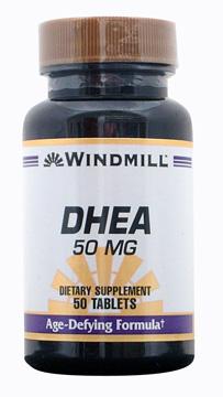 50 mg dhea daily