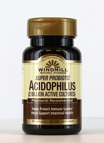 Windmill Acidophluis Natural Capsule
