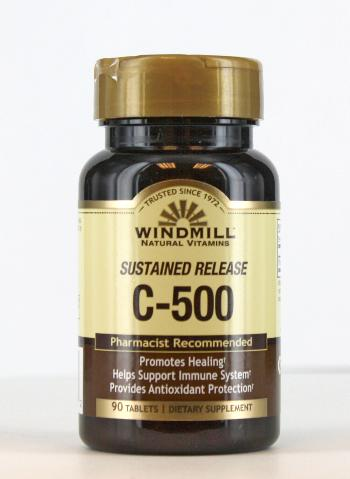 Windmill C-500 mg. Sustained Release Tablets