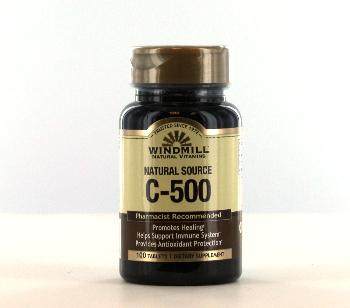 Windmill C-500 mg. Tablets