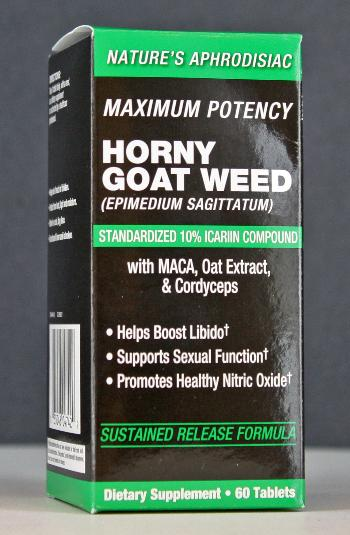 Horny Goat Weed Caplets