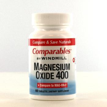 Magnesium Oxide 400mg