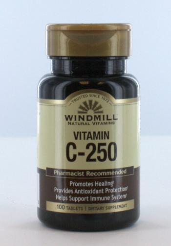 Windmill C-250 mg. Tablets