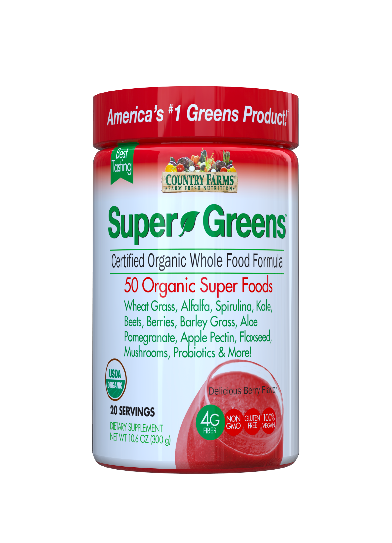 Drink Your Greens Whole Foods