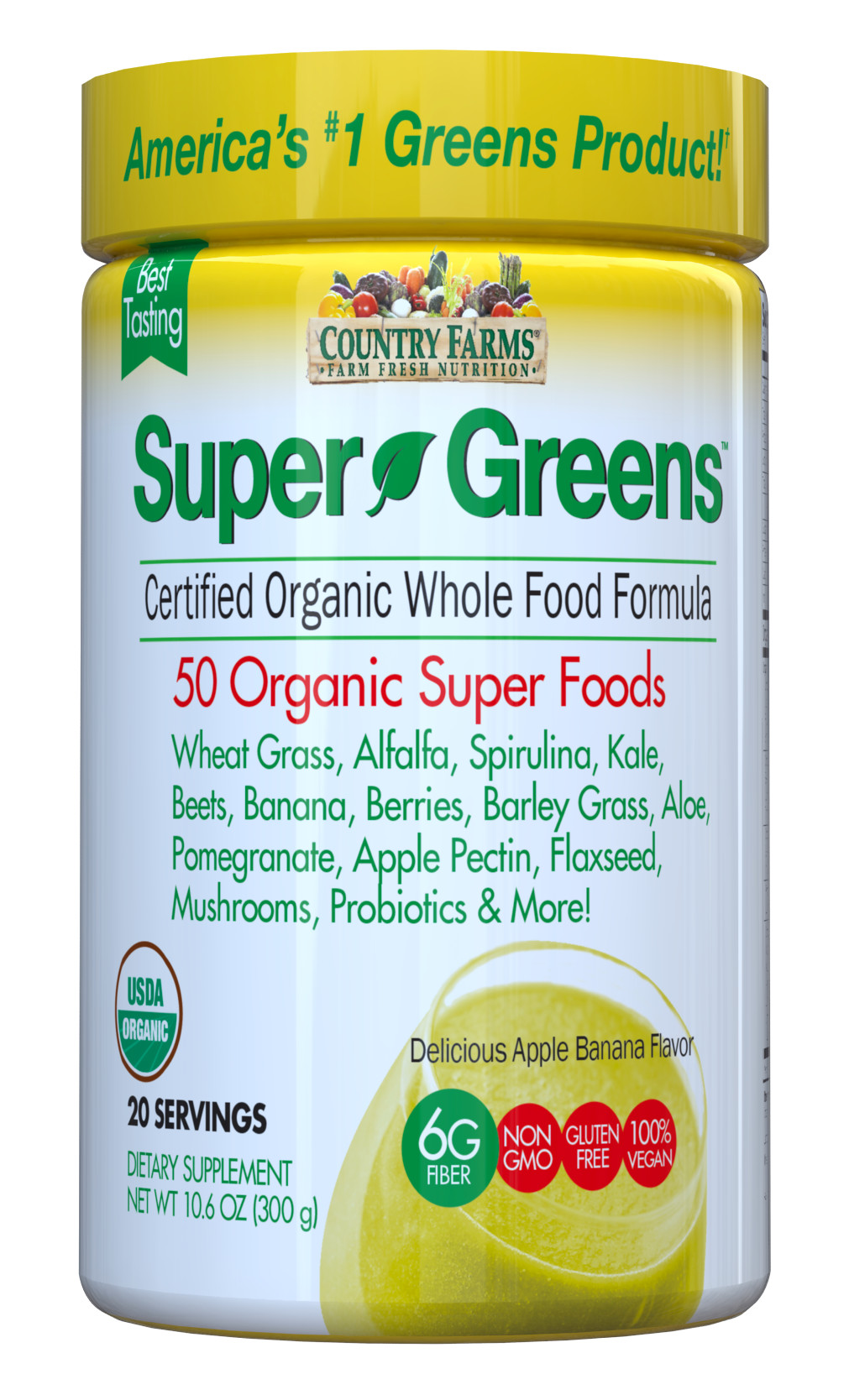 Whole Foods Super Greens