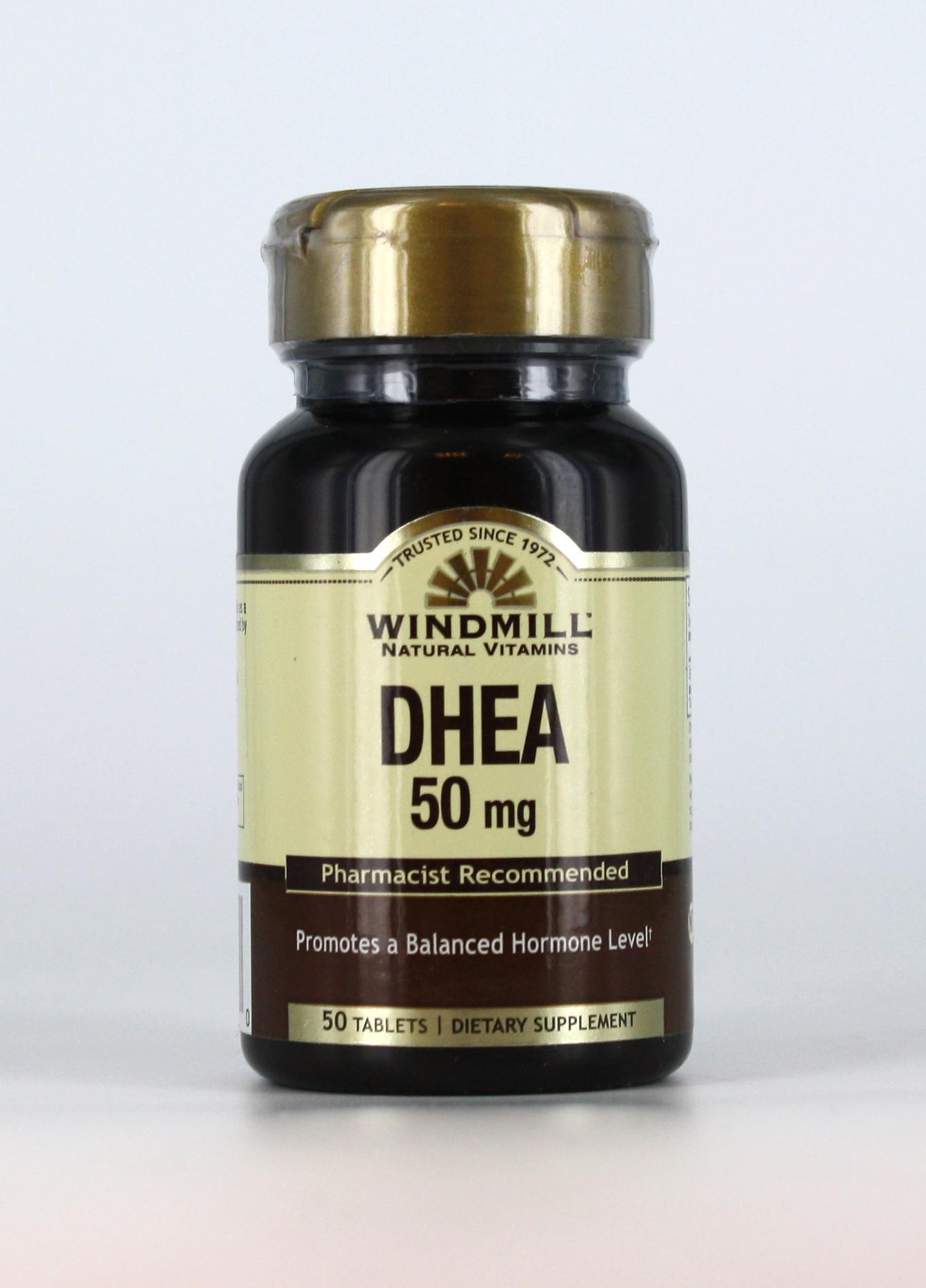 Dhea 50 Mg Windmill Vitamins