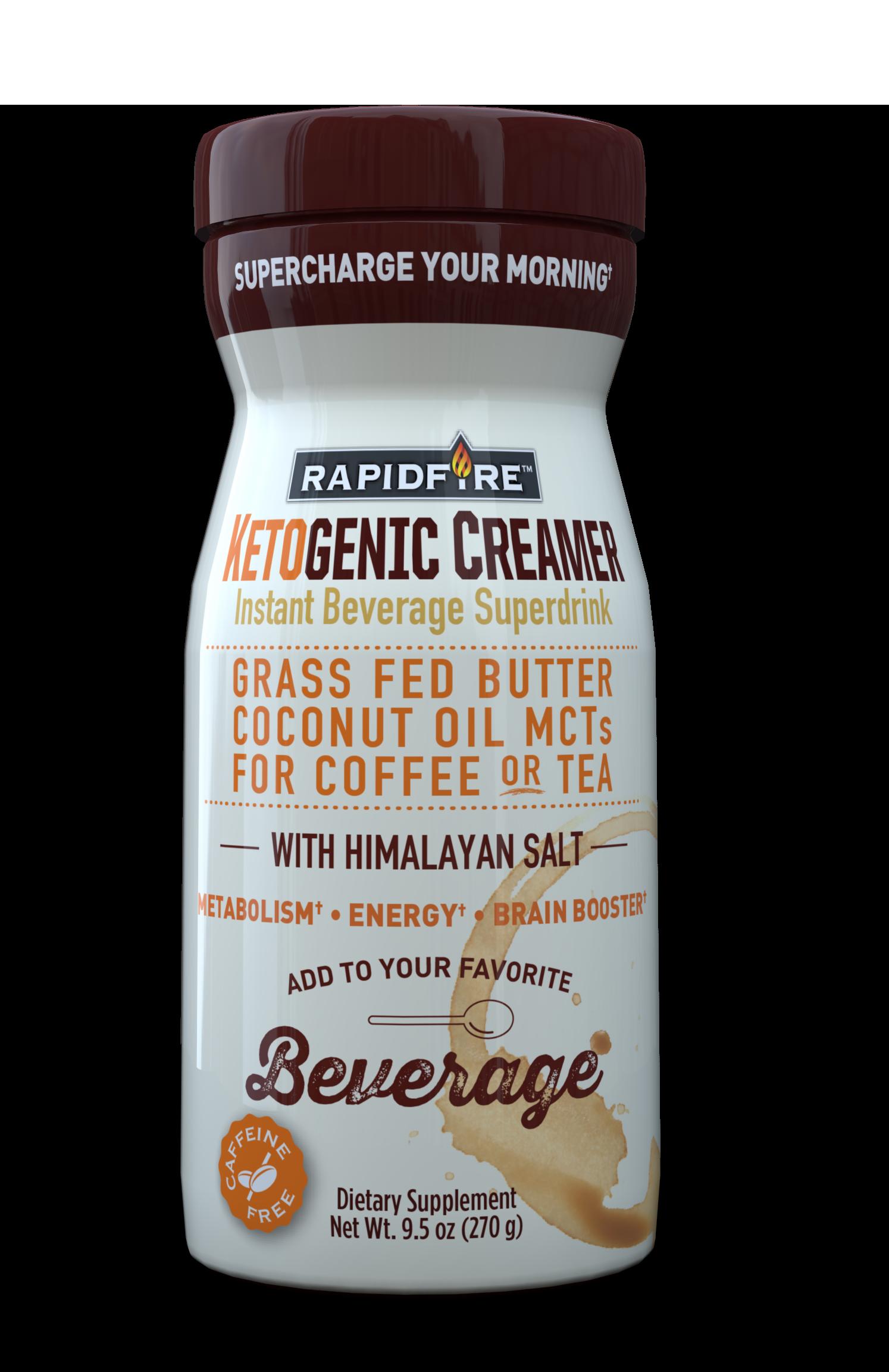 Rapid Fire Ketogenic Coffee - Windmill Vitamins