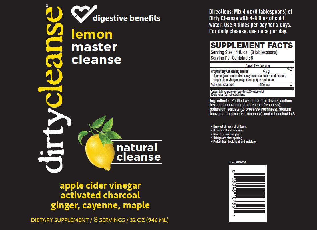 Digestive Benefits Dirty Cleanse - Windmill Vitamins