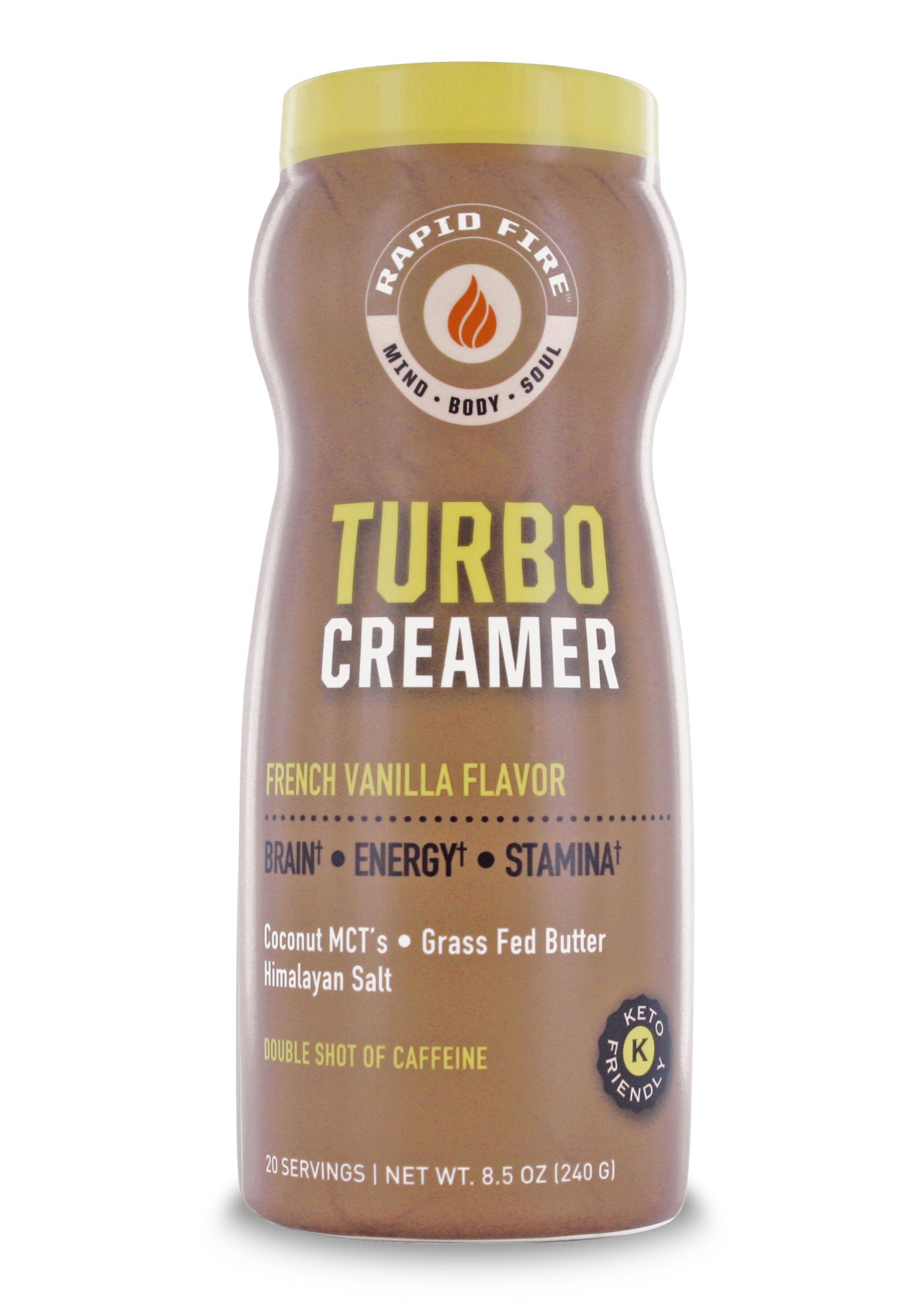 Rapid Fire Turbo Creamer - Windmill Vitamins