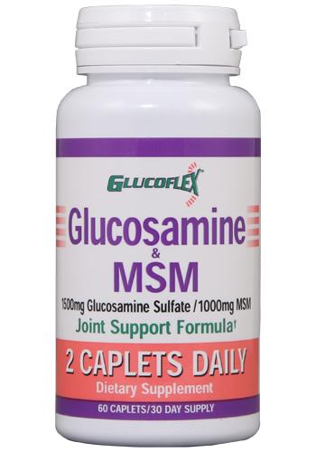 Glucoflex Glucosamine Chondroitin Sulfate With Msm Windmill Vitamins