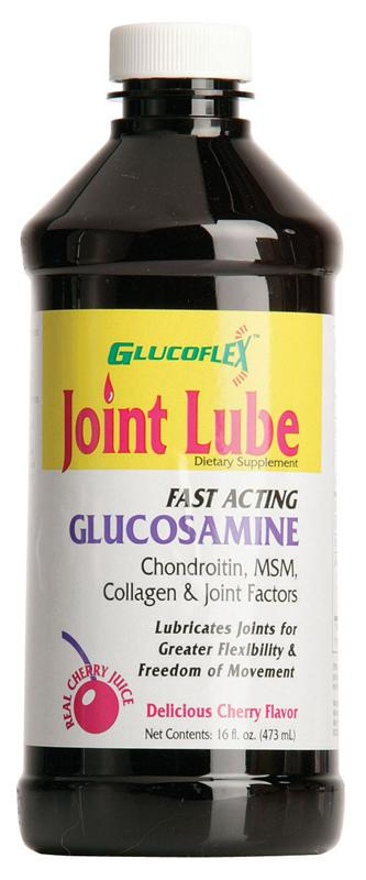 Glucoflex Joint Lube Liquid
