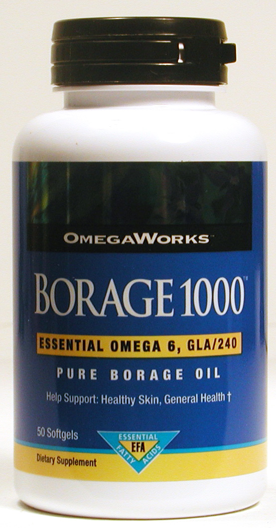 Windmill Borage Oil Softgels